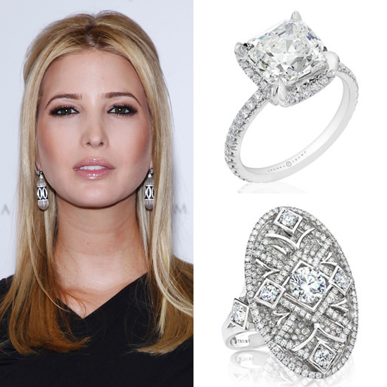 Ivanka Trump Engagement Ring Cost Images & Pictures - Becuo